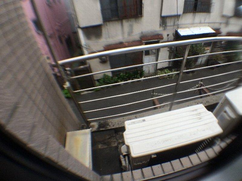 サトナカビル 205号室のバルコニー