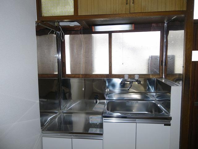 渡辺荘 28号室のキッチン