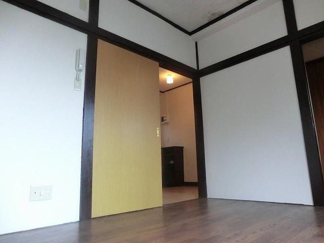 石橋フラッツⅠ 307号室の居室