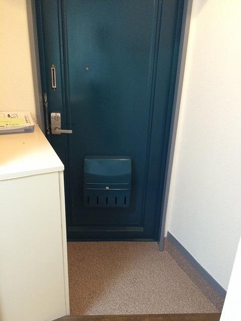 キャヴァンイワタ 205号室の玄関