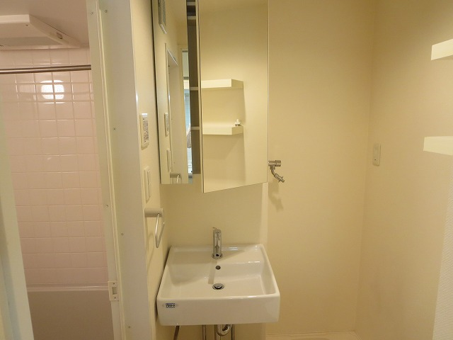 グランアセット自由が丘 406号室の洗面所