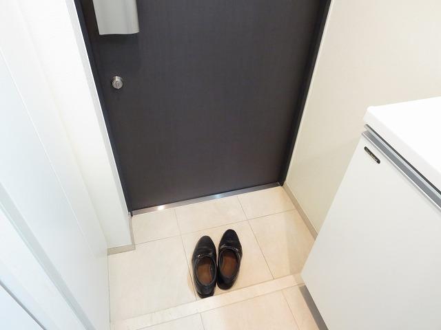 グランアセット自由が丘 406号室の玄関
