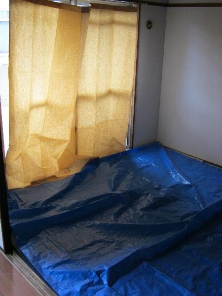 桜木ハイツ 401号室のリビング