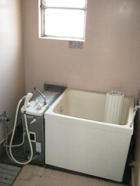 桜木ハイツ 401号室の風呂