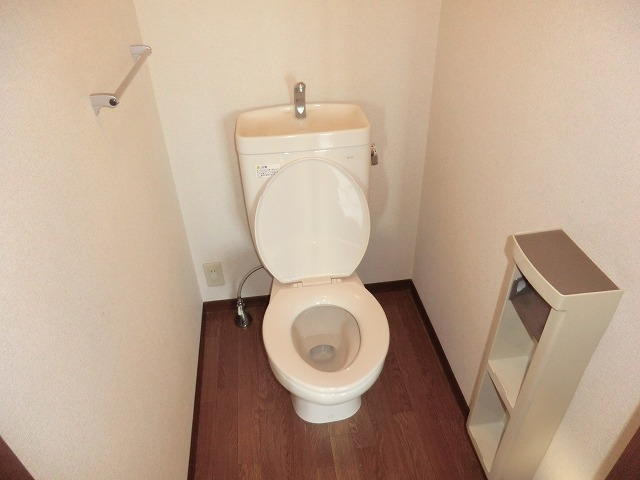 モナーク ヴィレ B棟 102号室のトイレ