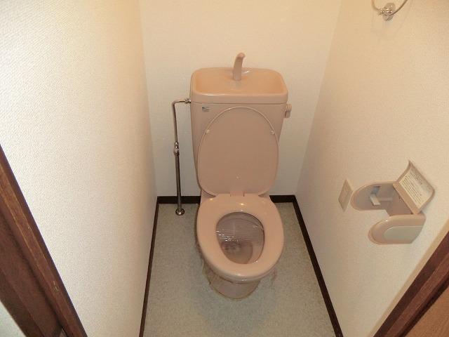 プリミア篠目 201号室のトイレ