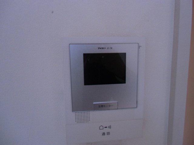 ルミエール 105号室のセキュリティ
