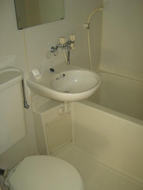野比ヨットクラブ 101号室の風呂