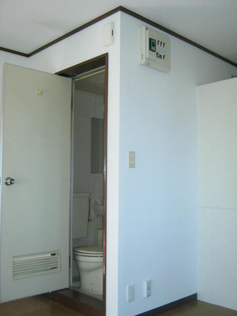 野比ヨットクラブ 101号室のトイレ