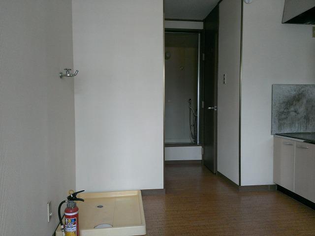 ハイツ浦賀 101号室のトイレ