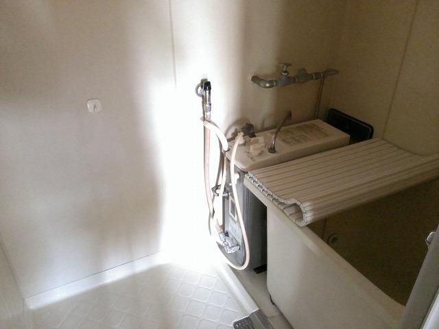 ハイツ浦賀 101号室の風呂