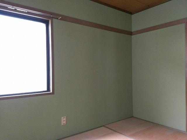 ハイツ浦賀 101号室のベッドルーム