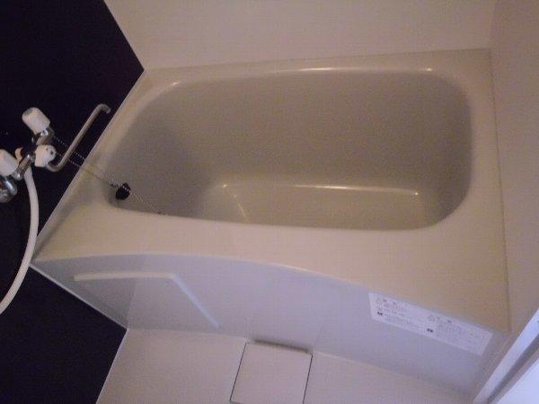 ユナイト田浦マーク・ヘアリー 202号室の風呂