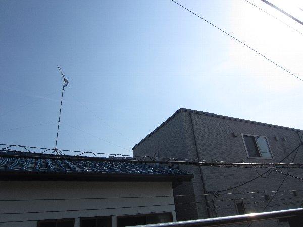 プラトー井田 201号室の眺望