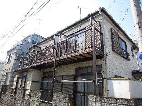 プラトー井田 201号室の外観2