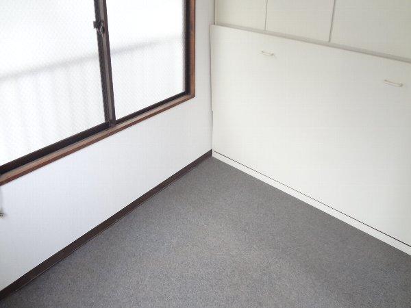 松本ハイム 301号室の居室
