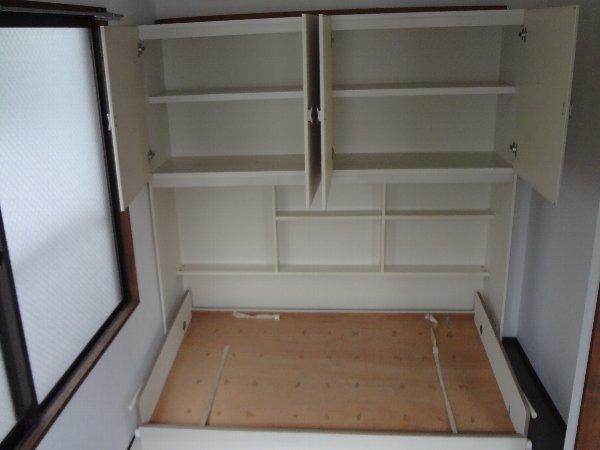 松本ハイム 301号室の収納