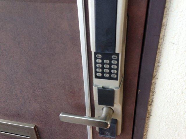 スカイコート元住吉第2 202号室のセキュリティ