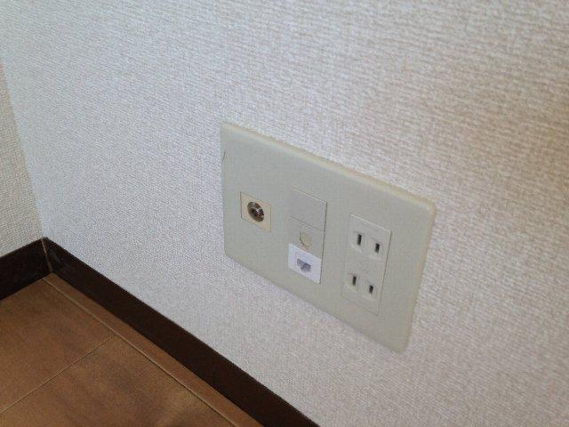 スカイコート元住吉第2 202号室の設備