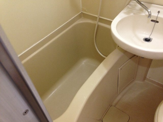 スカイコート元住吉第2 202号室の風呂