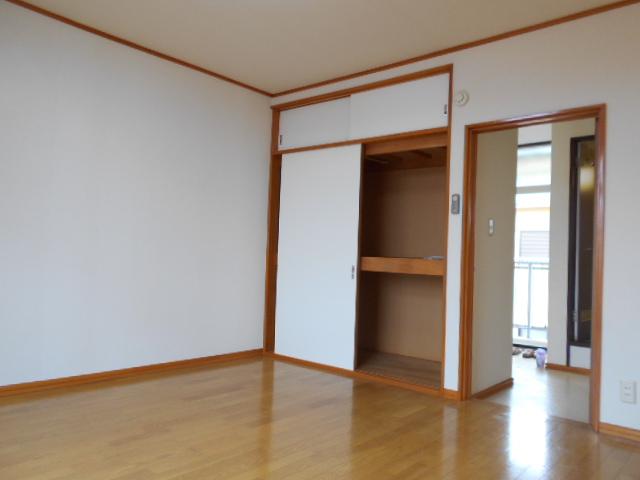 大竹コーポA棟 201号室のエントランス