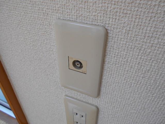 大竹コーポA棟 201号室の洗面所