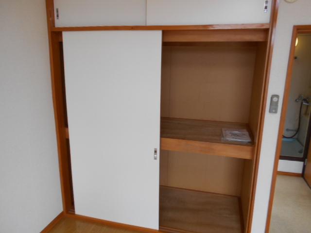 大竹コーポA棟 201号室の収納