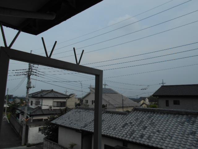 大竹コーポA棟 201号室の眺望
