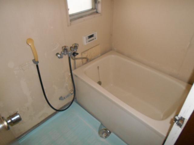 大竹コーポA棟 201号室の風呂