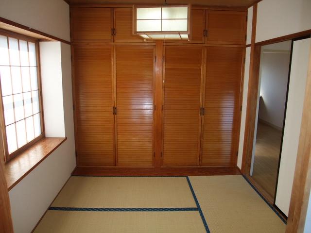 マンションふじ 305号室の収納