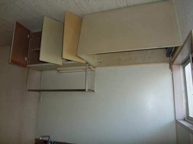 清水コーポ 202号室のその他設備