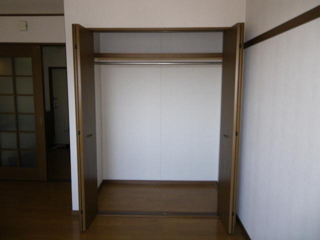 イーストマニ 3-E号室の収納
