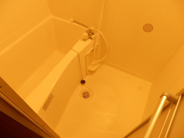 アベニール高橋 102号室の風呂