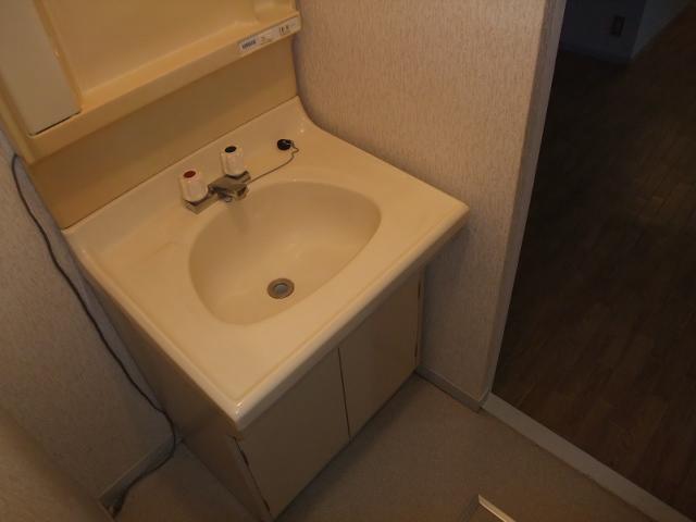 ファミールトーク 205号室の洗面所