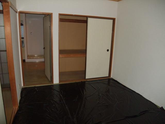 ファミールトーク 205号室の収納