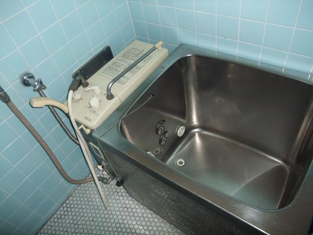 井野駅前レジデンス 203号室の風呂