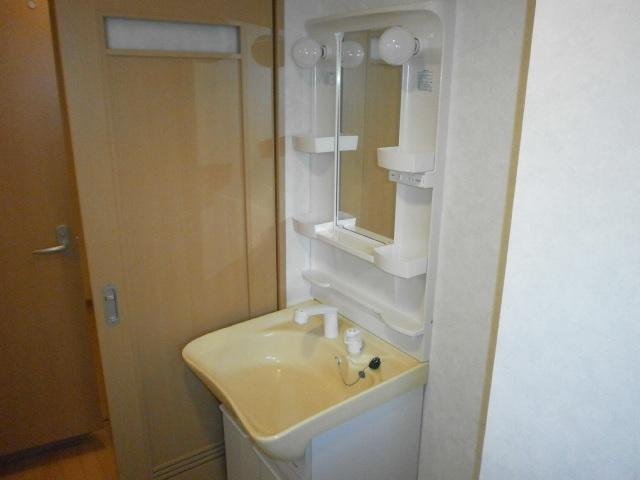 グラン 101号室の洗面所