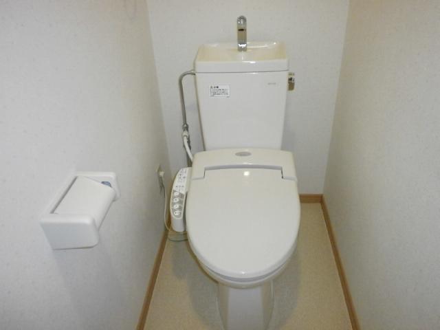 グラン 101号室のトイレ