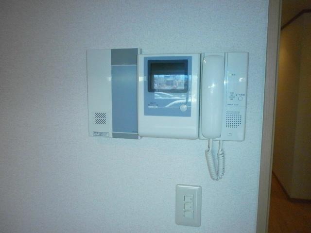 グラン 101号室のセキュリティ