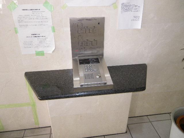 ハートスクエア長建 406号室のセキュリティ