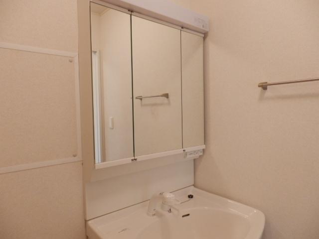 ロザージュ 101号室の洗面所