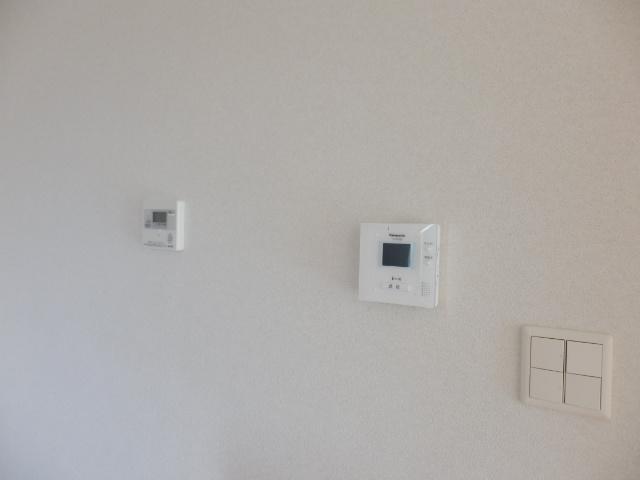 ロザージュ 101号室のセキュリティ