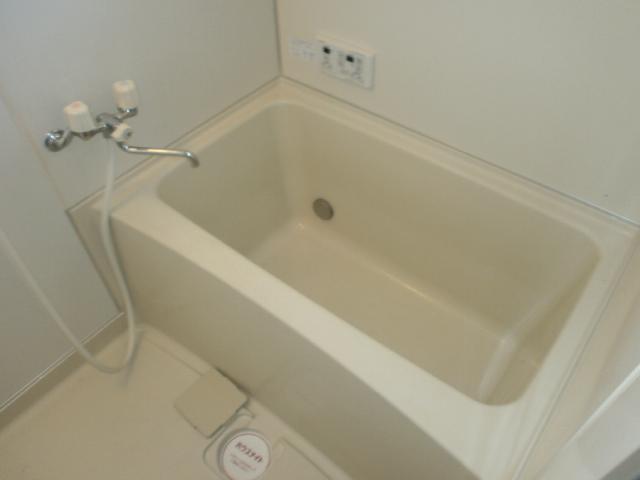 ビューパレス藤井 202号室の風呂