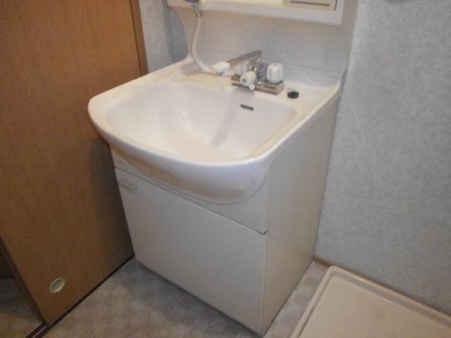 天神台ニューパレスB 102号室の洗面所