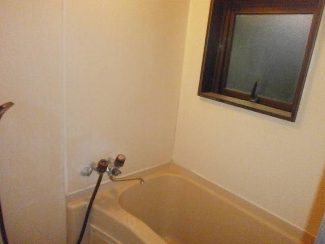 島野ハイツ 206号室の風呂
