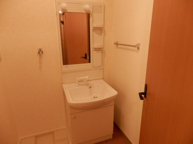 フロント ヴィレッジ 206号室の洗面所