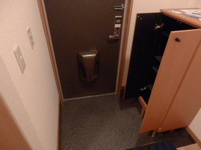 フロント ヴィレッジ 206号室の玄関