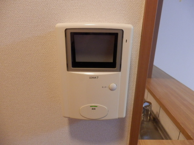 フロント ヴィレッジ 206号室のセキュリティ