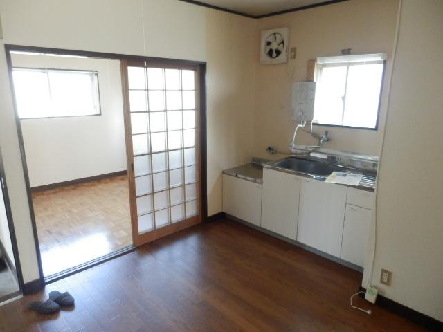 コーポ坂本 101号室のリビング