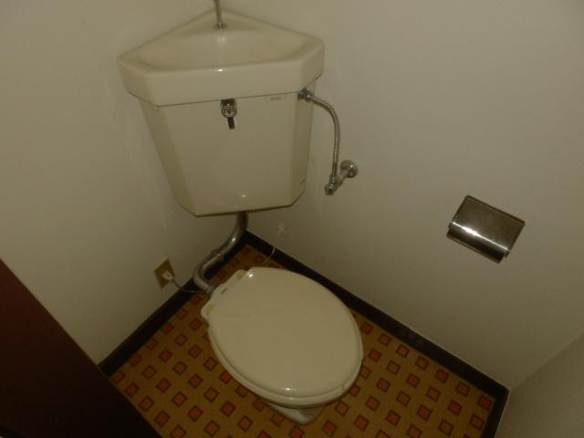 コーポ坂本 101号室のトイレ